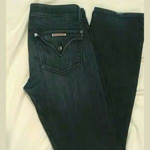 Hudson Beth baby boot jeans Sz 30